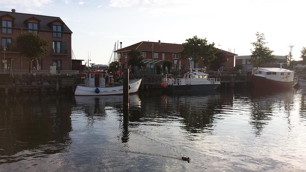 Hafen-Heiligenhafen