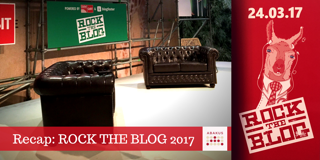 Recap: Rock the Blog 2017