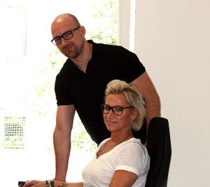 Ulrike Di Carlo und Tomasz Rurarz