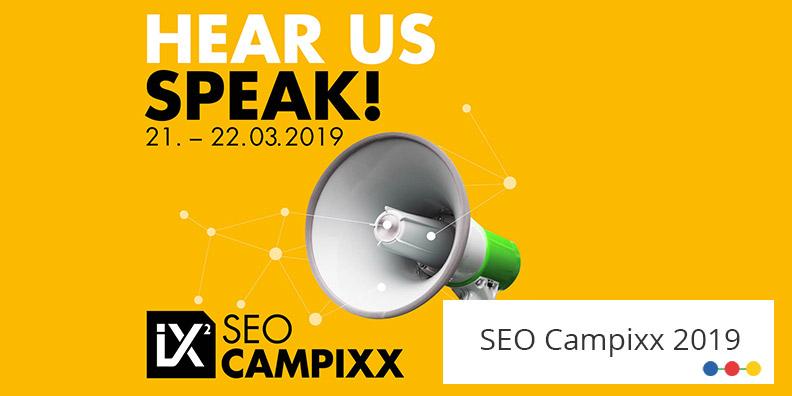 ABAKUS Speaker auf der SEO Campixx 2019
